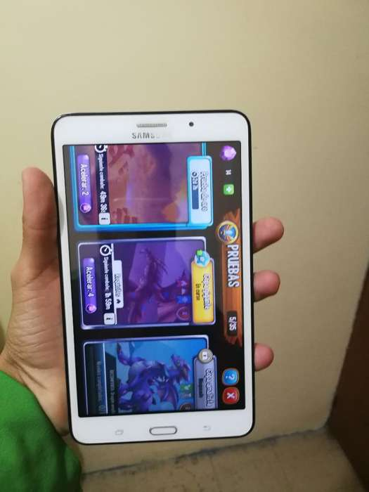 Tab 4 Samsung O Cambio por Y6 2019