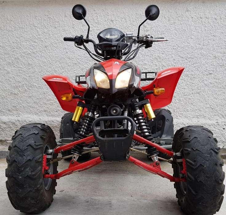 Cuadron Ranger 300 CC EL GRANDE, 2012, Documentos al día