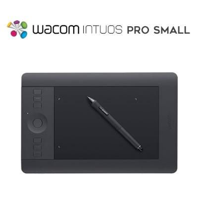 TABLETA DIGITALIZADORA WACOM INTUOS PRO PEN TOUCH SMALL PTH451