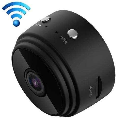 Cámara Mini De Visión Nocturna Full Hd 1080p Wifi A9
