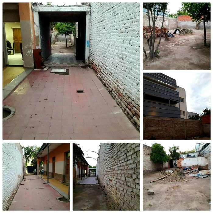 G ROMERO PROPIEDADES VENDE TERRENO INTERNO EN PLENO CENTRO DE LA CIUDAD DE MENDOZA VALOR: 50.000 USD
