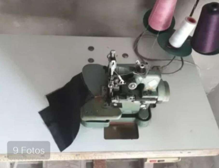 Remalladora 3 Hilos