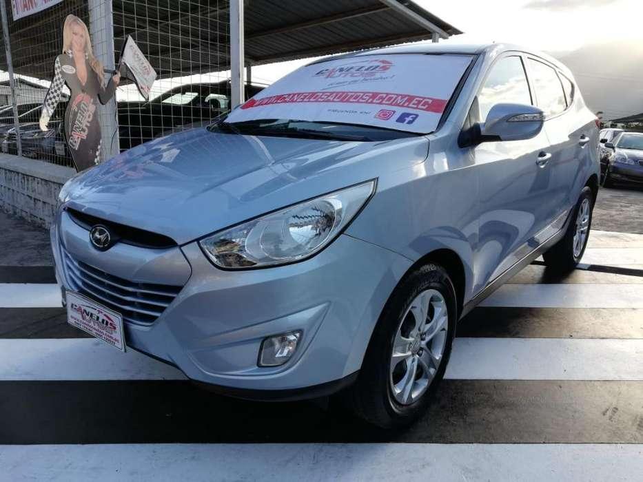 Hyundai Tucson 2012 - 87742 km