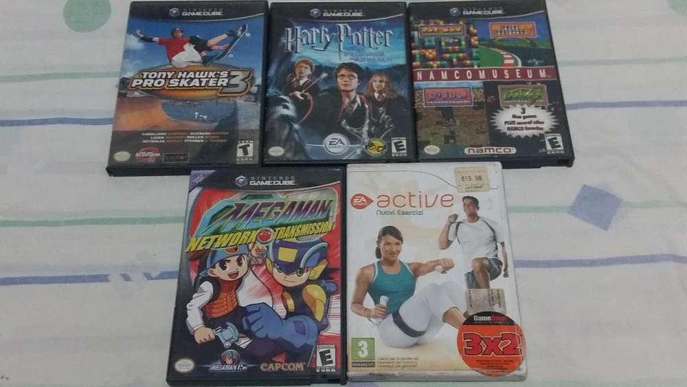 Juegos Gamecube y Nintendo Wii