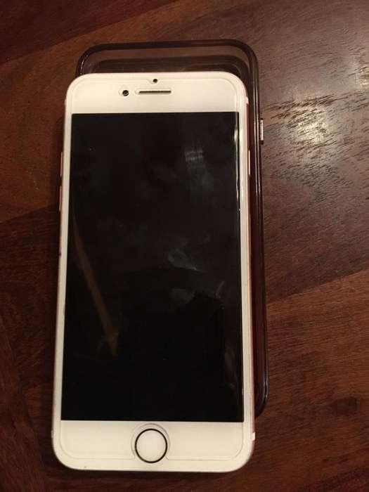 iPhone 7 rose gold excelente estado