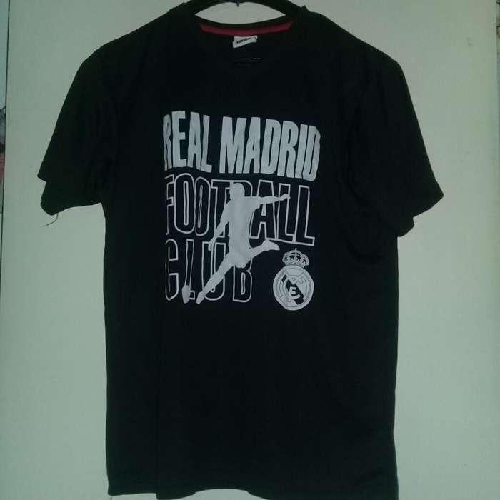 Camiseta Niño Originalreal Madrid
