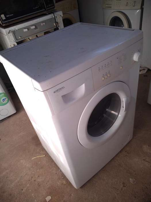 Lavarropas Marshall 900 Rpm