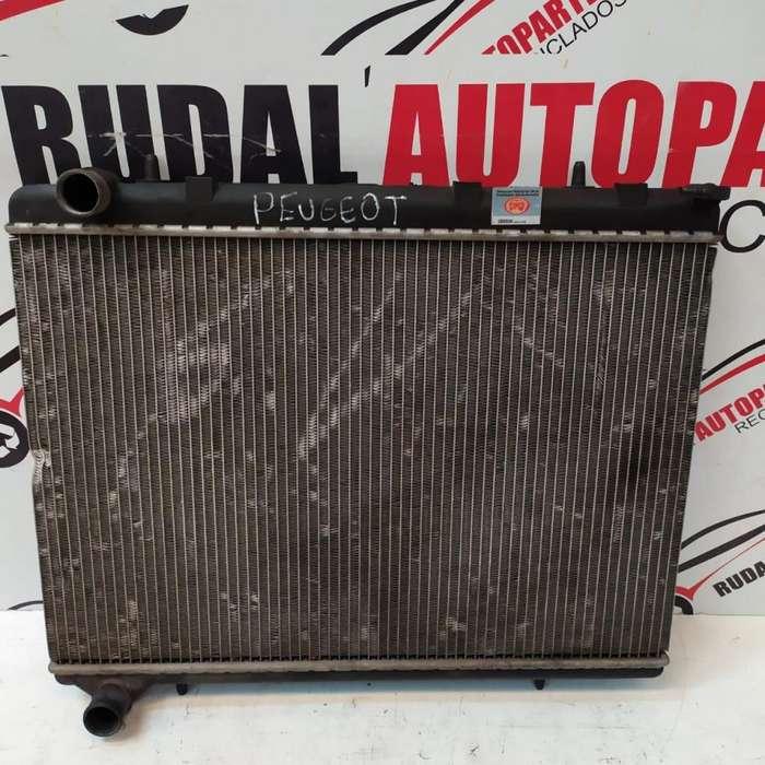 Radiador De Agua Peugeot 307 3135 Oblea:03010709