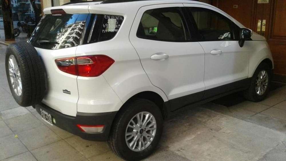 Ford Ecosport 2015 - 69000 km