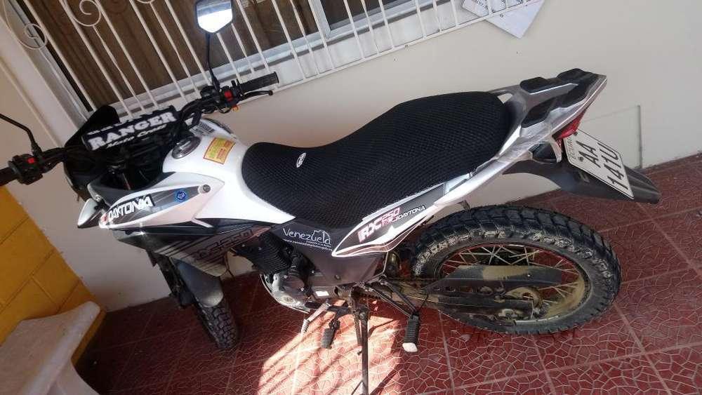 Moto Daytona Pantanera 250cc