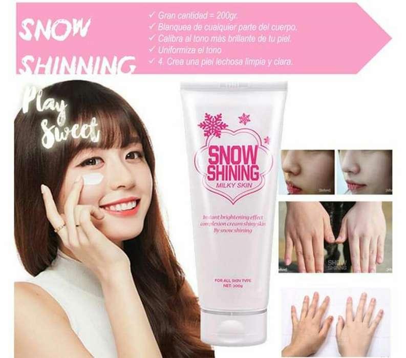 Snow White Coreana Aclarante Piel