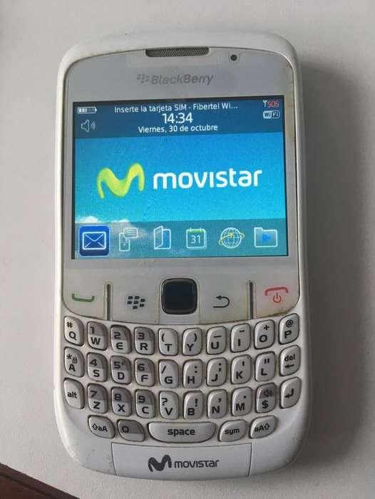 Blackberry para MOVISTAR tiene whatsapp