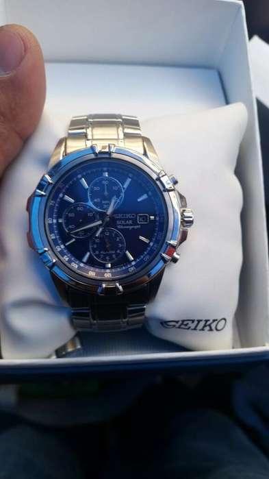 Vendo Reloj Seiko Cronogranph