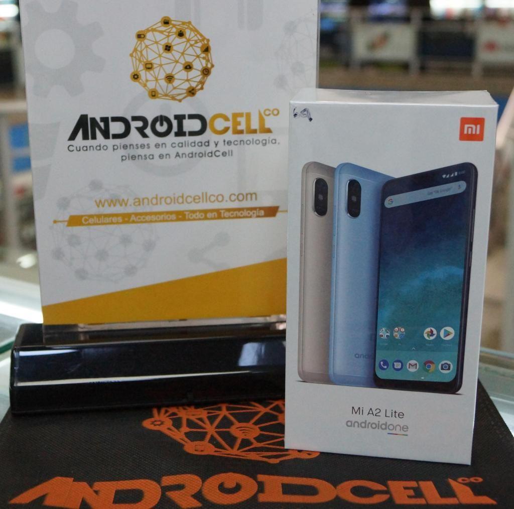 Xiaomi Mi A2 Lite 64GB - Nuevo, libre, original y garantizado - Domicilio sin costo en Bogotá.