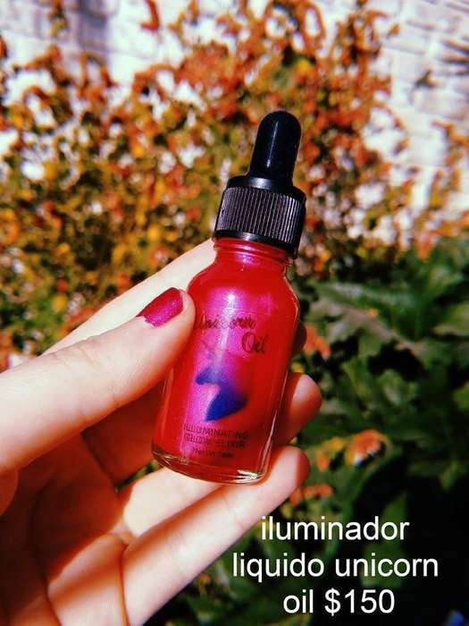Iluminador Unicorn Oil