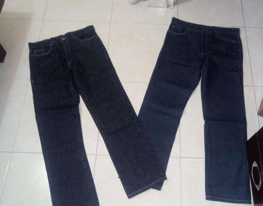 Jeans Dotacion T32-34 en Cali 3153115324