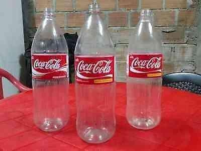 Envases de plastico de 2 y 2,5 Litros