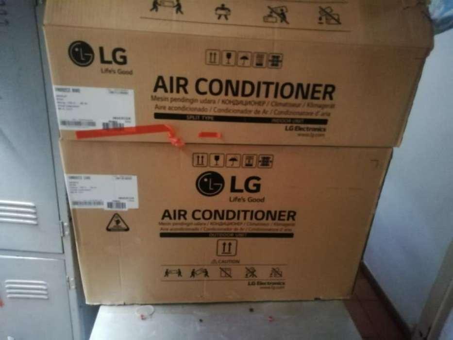 Aire Acondicionado Inverter Lg