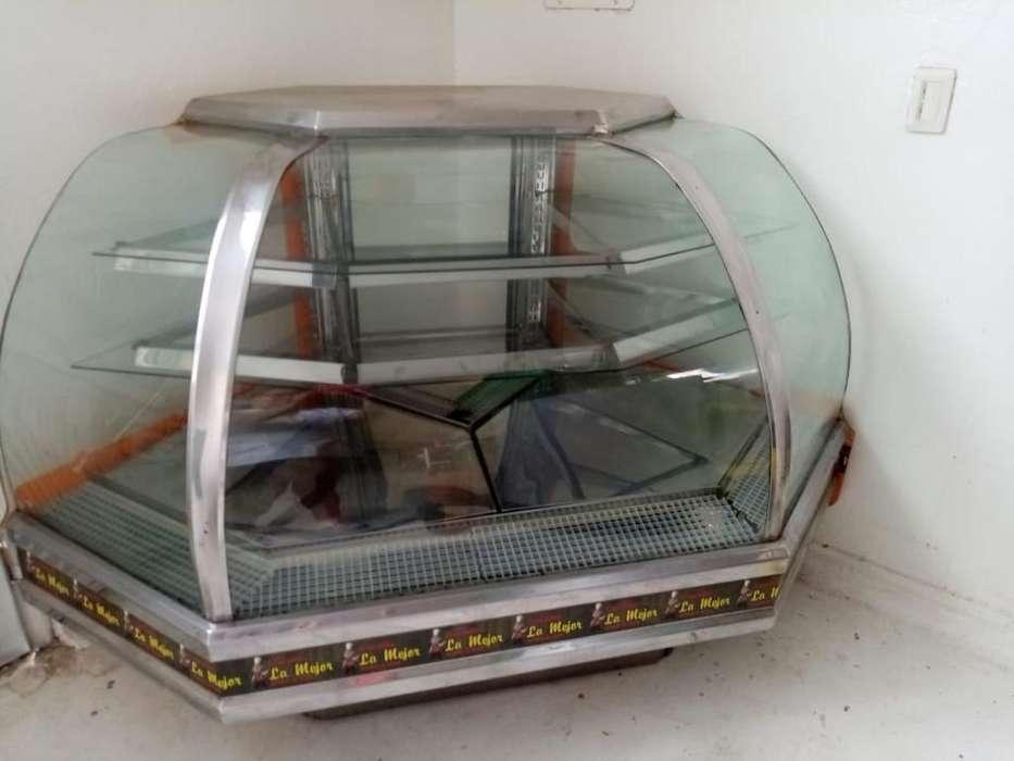 Refrigerador Tipo Bombonera en Exelente