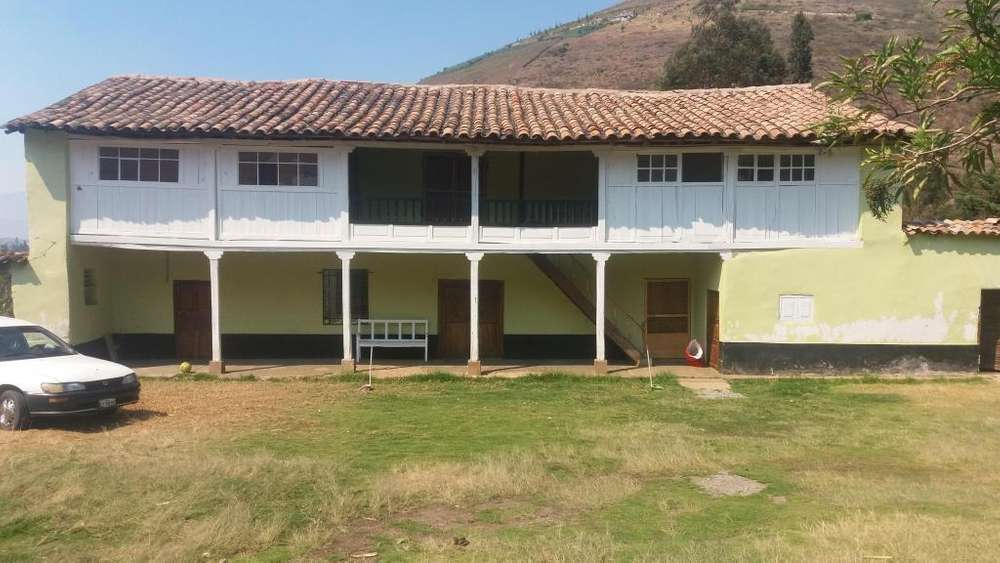 Alquilo bonita y amplia Casa de Campo en Curahuasi, Apurimac.
