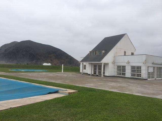 Vendo Casa de Playa Frente a Laguna y V/ Mar Condominio Costa del Campo Km84.4