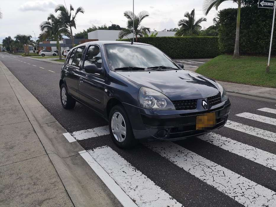 Renault Clio  2009 - 60000 km