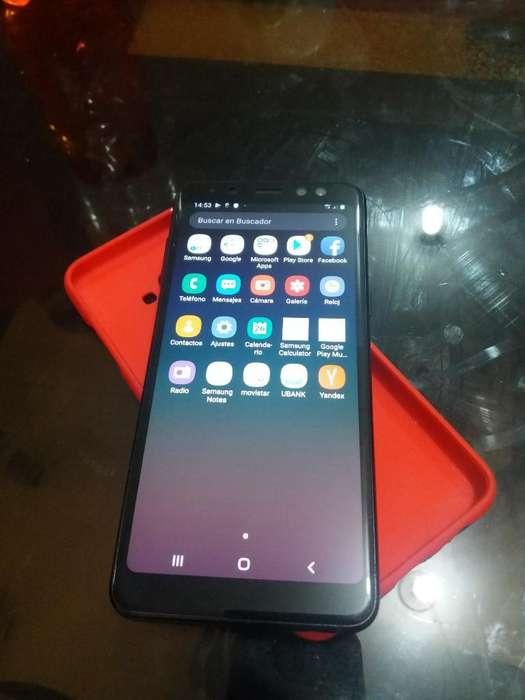 Vendo Samsung A7 2018 Libre