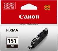 Tinta Canon 151 black , cyan , magenta, amarillo, gris