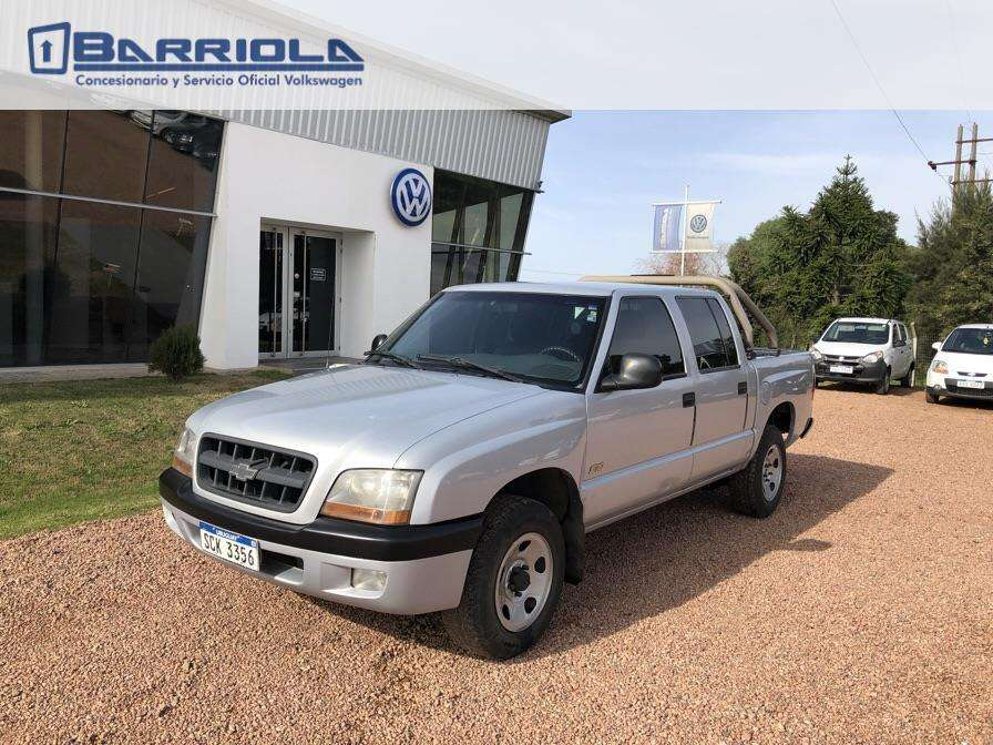<strong>chevrolet</strong> S-10 2001 - 272000 km
