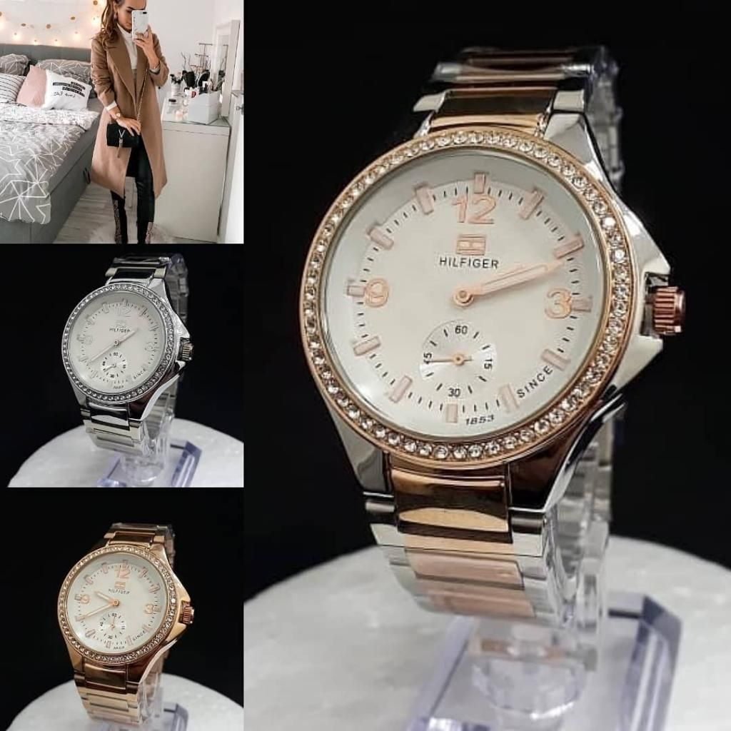 3d633e7c5ed Reloj Mujer Tommy Hilfiger Style - Guayaquil