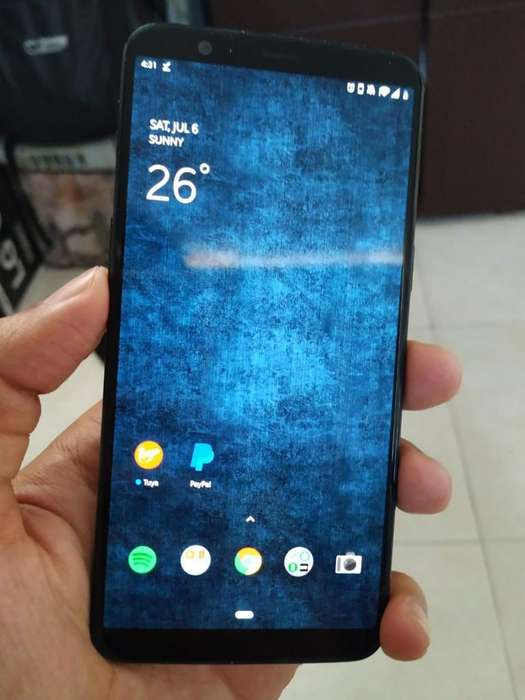 Oneplus 5t 128gb 800.000 (no Cambios)