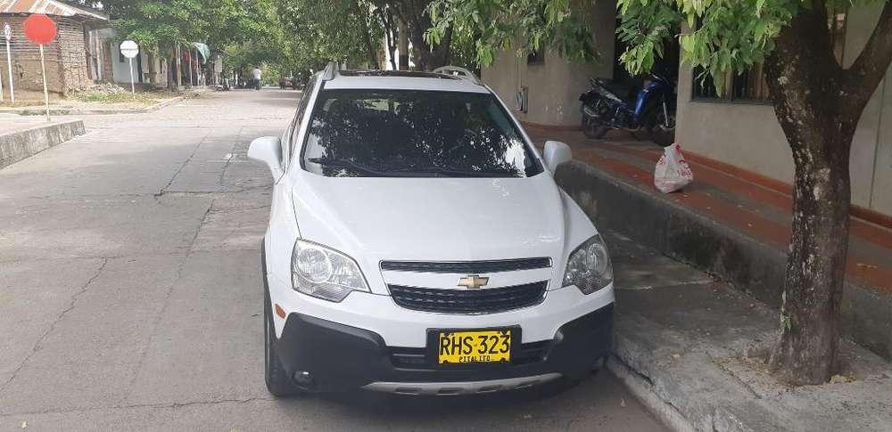 Chevrolet Captiva 2011 - 98900 km