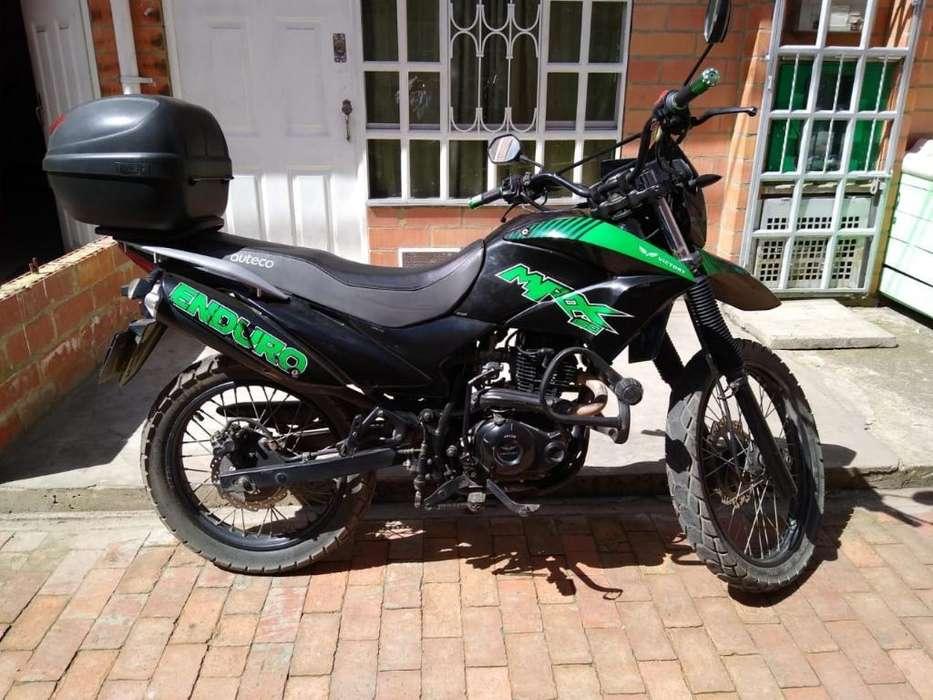 Moto Auteco Victory