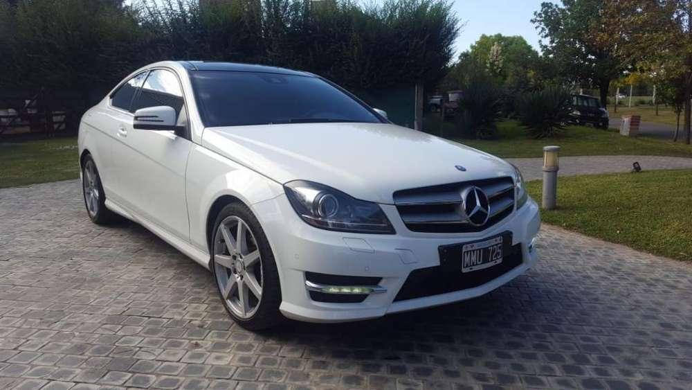 Mercedes-Benz Clase C 2013 - 47500 km