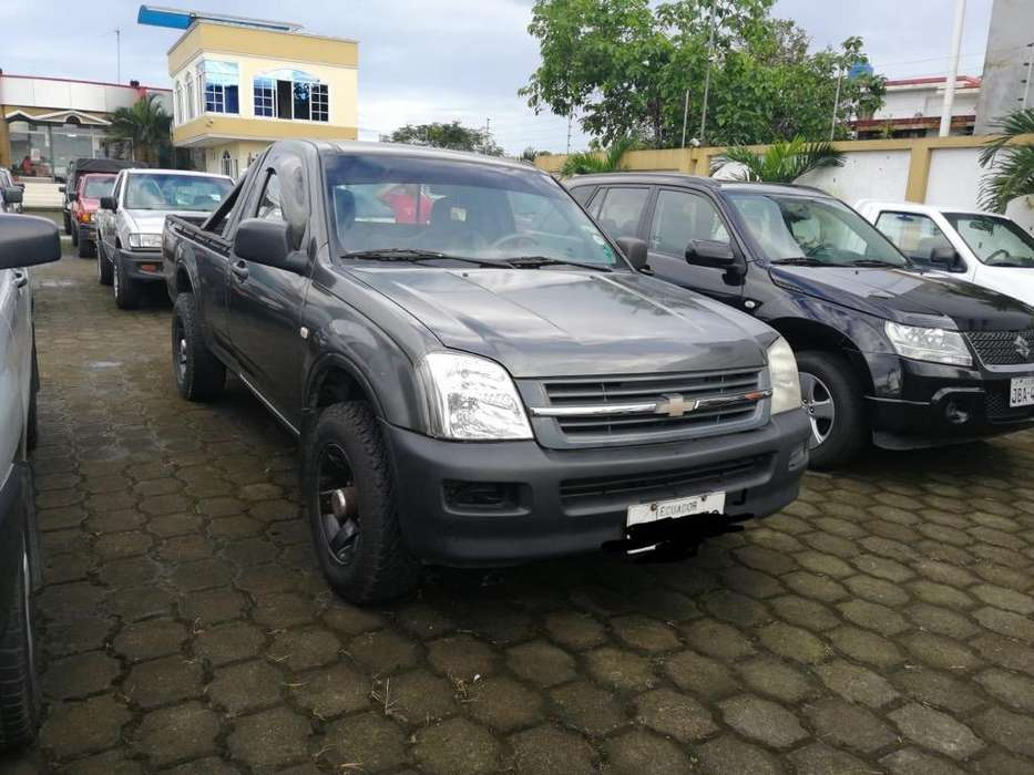 Chevrolet D-Max 2007 - 200000 km