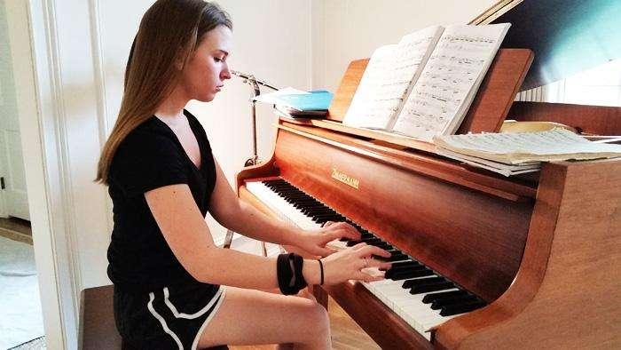 Clases de Piano (solo para estudiantes avanzados)