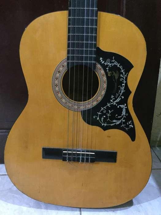 Guitarra Acustica (Negociable)