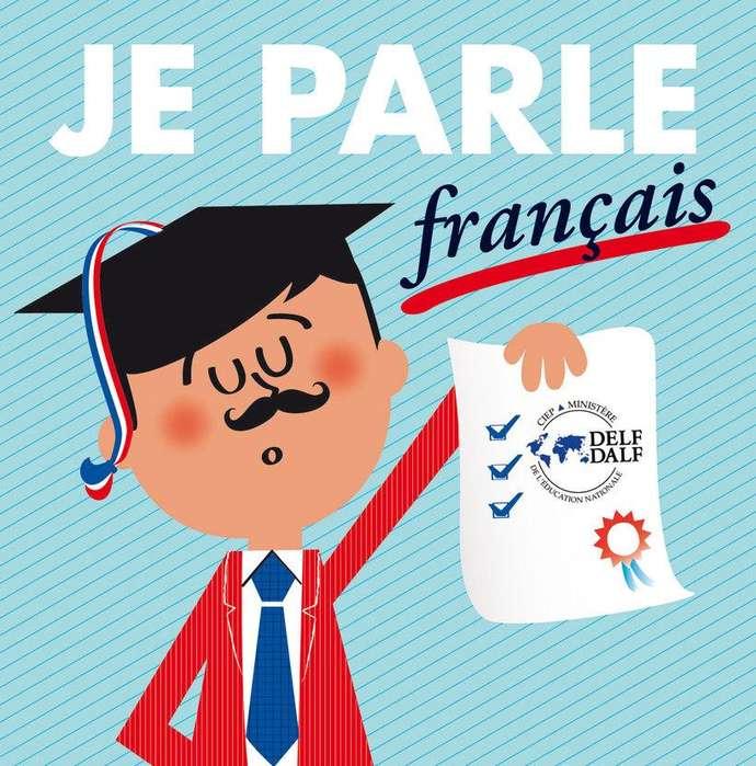 profeseur de francais