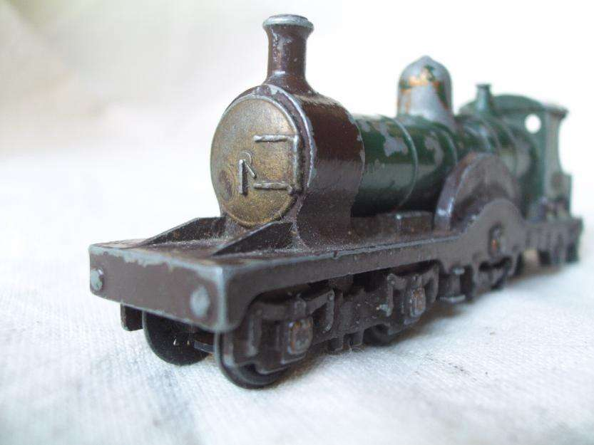 gp5600 Duke Of Connaught 4-2-2 Models Of Yesteryear
