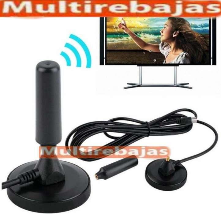 Mayor Nitidez En El Televisor Con La Antena Digital