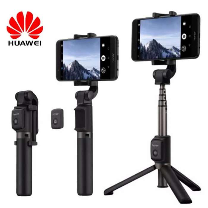 Palo Selfie Soporte De Tripode Para Celular Y Stich Selfie 2 En 1 Huawei