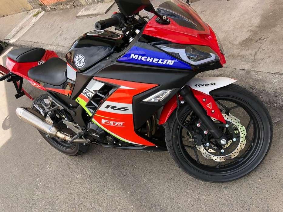 Moto Tipo Ninja 370Cc Factory