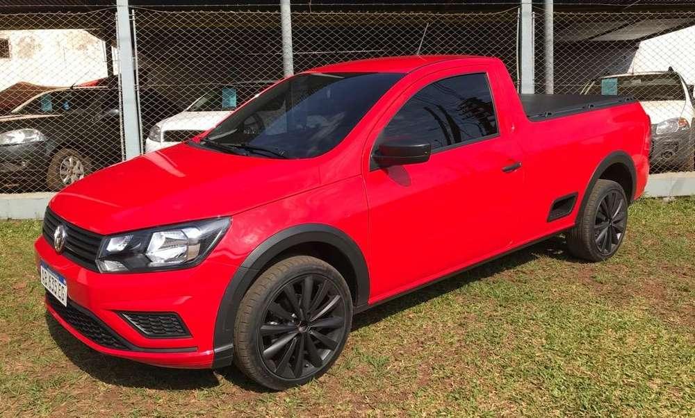 Volkswagen Saveiro 2017 - 27500 km