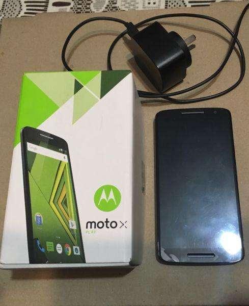 Vendo Moto X Play 2 meses de uso