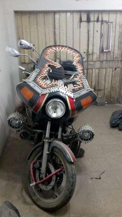 Vendo Moto <strong>suzuki</strong> 850 Cc
