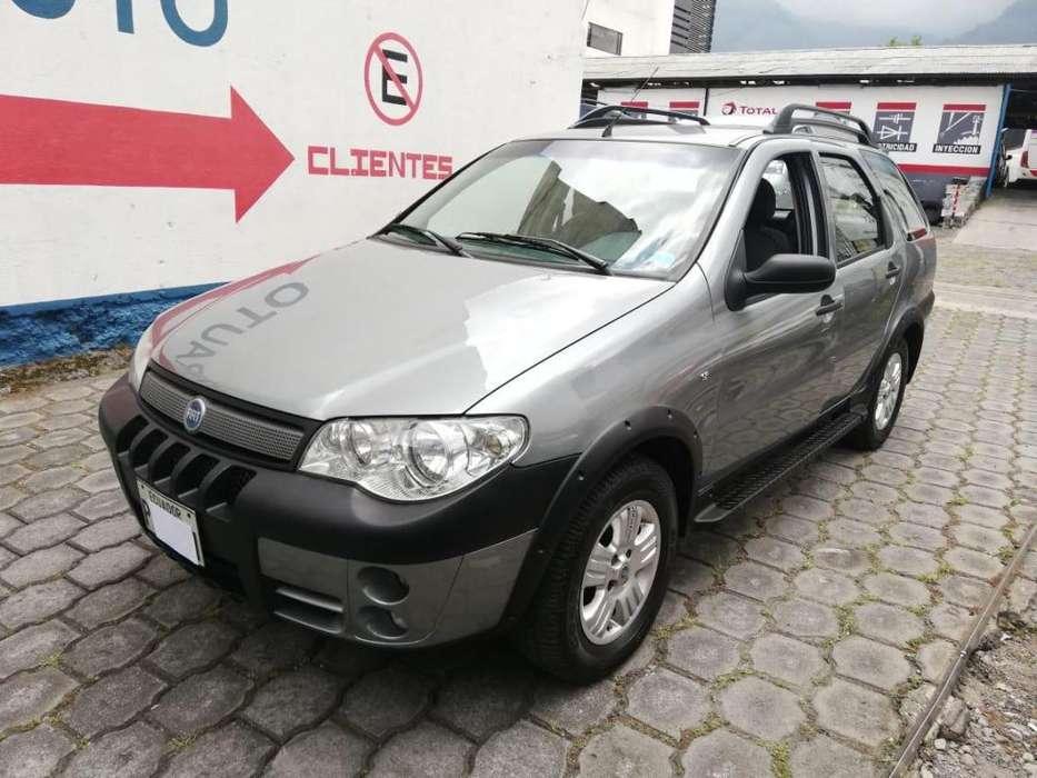 Fiat Palio 2007 - 191000 km