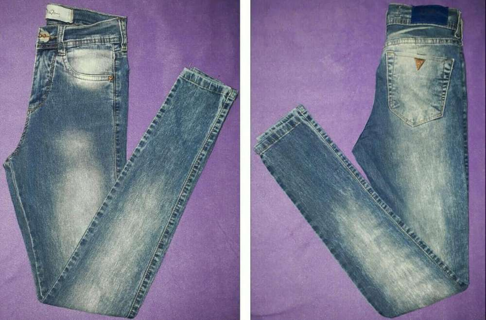 Jeans, <strong>mujer</strong> Talle 34