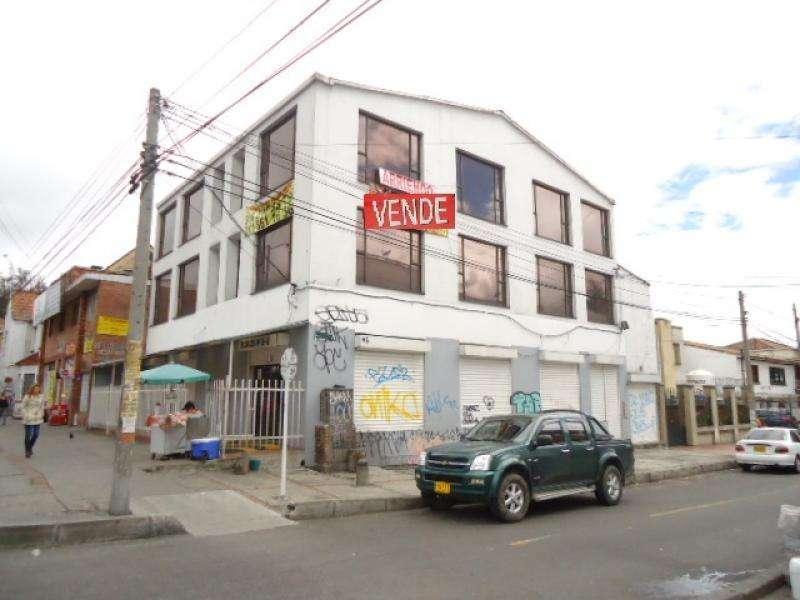 <strong>edificio</strong> En Venta En Bogota Teusaquillo Cod. VBINP21365