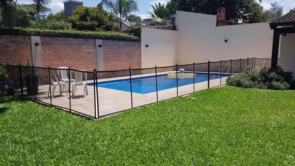 Cerco Removible para <strong>piscina</strong>s