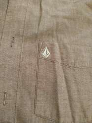 Camisa Volcom Talle S